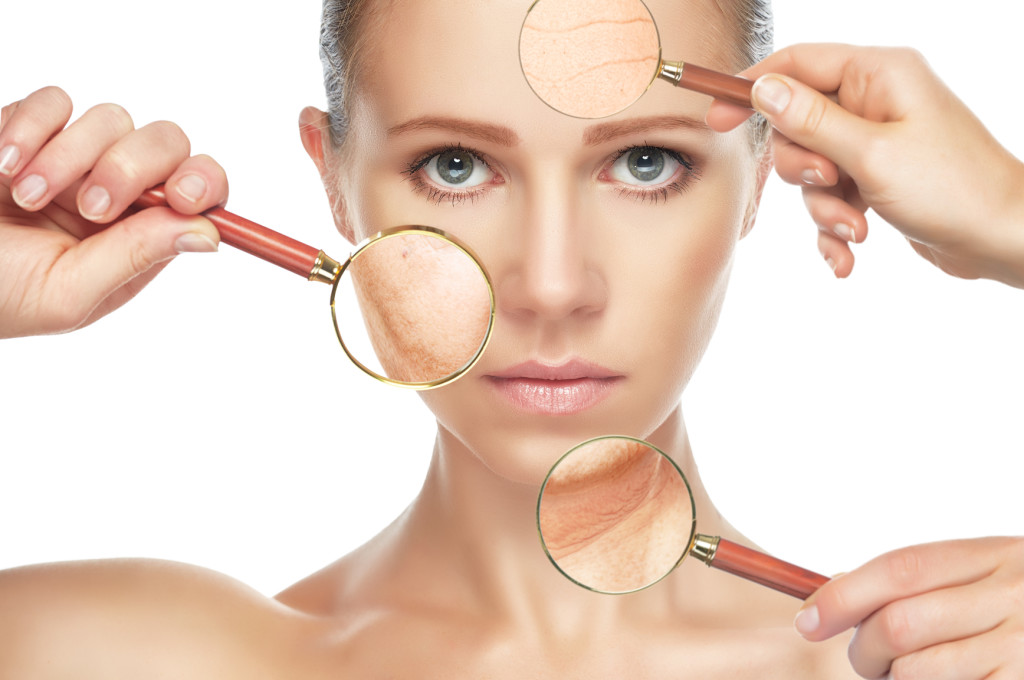 Various future skin problems