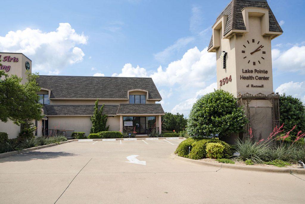 Rockwall, Texas office