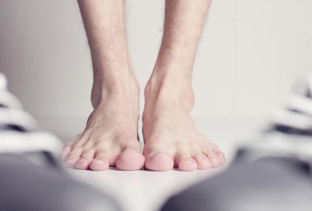 get rid of foot odor