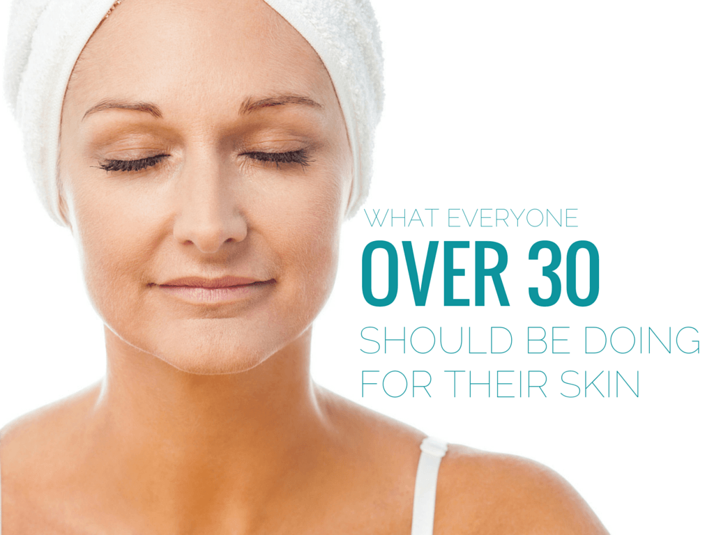 What should be facial skin care in autumn 80