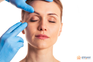 Cosmetic treatment for Eyes