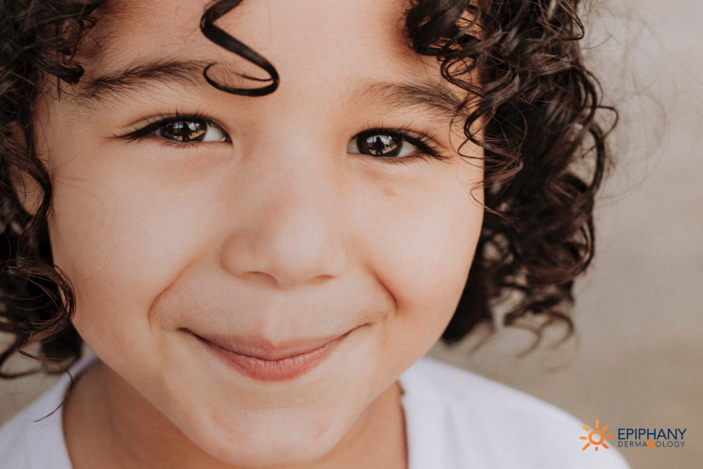Dermatology for children