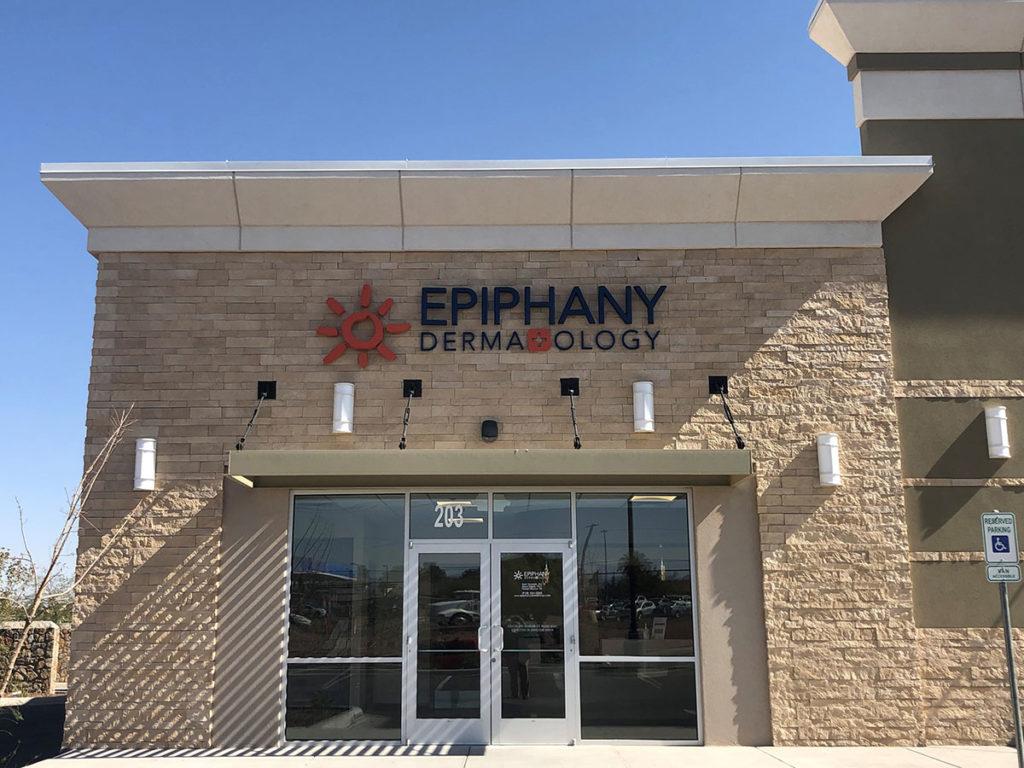 El Paso location entry