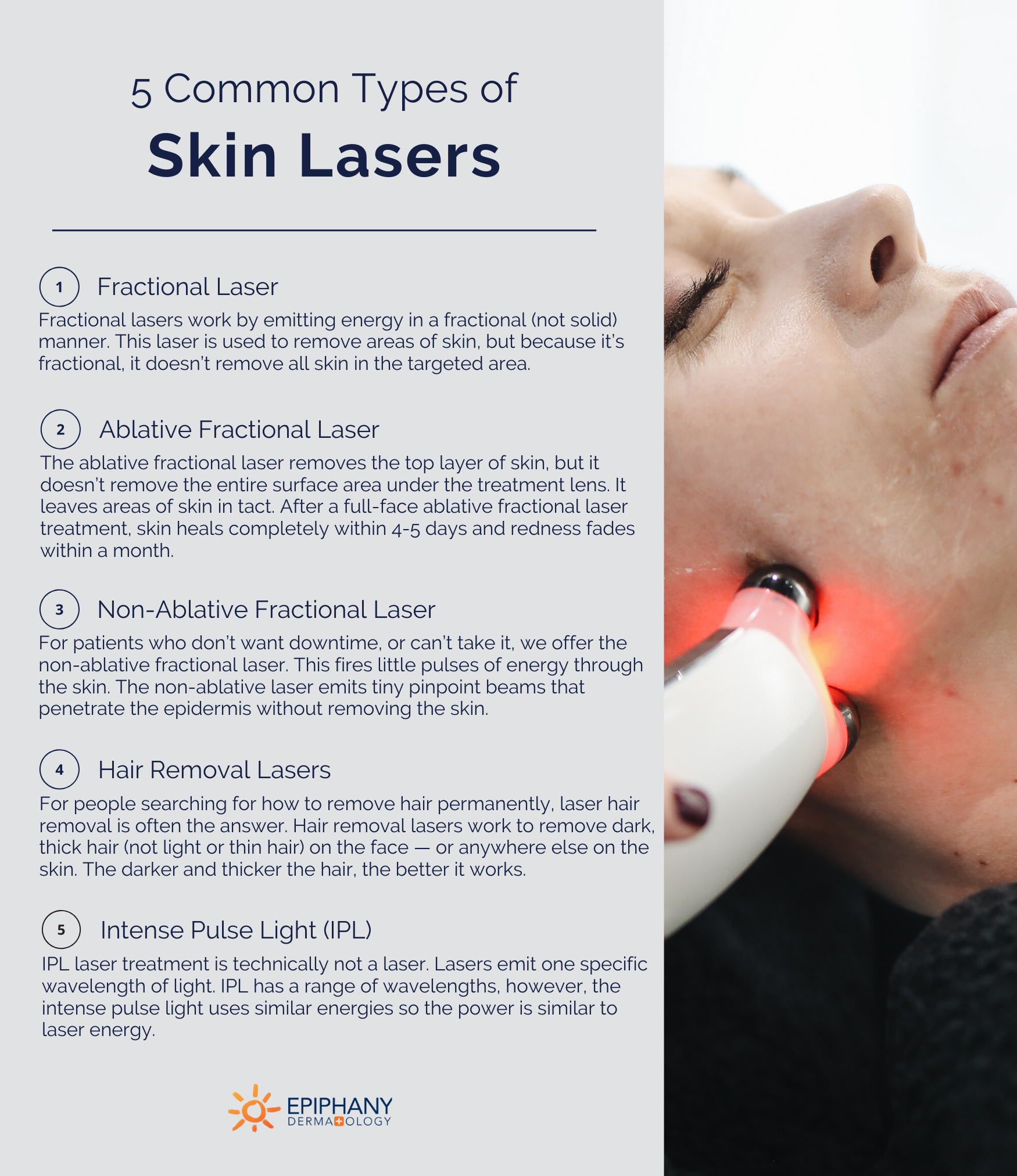 How To Know What Laser Treatment Is Right For You