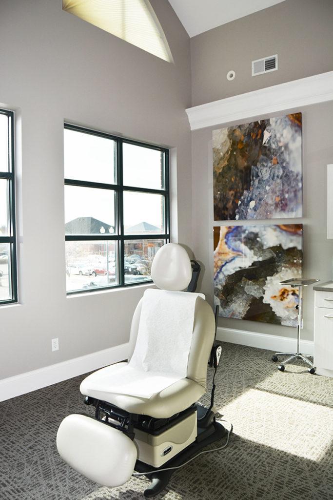 infinity treatment room